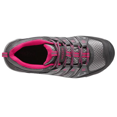 Keen Oakridge WP - Chaussures Femme - gris sur campz.fr ! Acheter Pas Cher Pour Pas Cher Boutique Pour Vendre combien Réduction Avec Paypal BblHHPPt